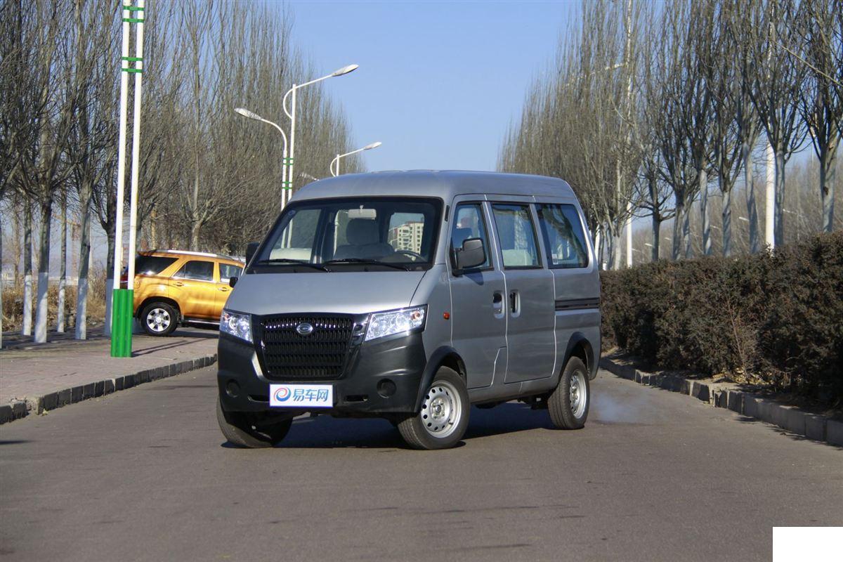 星旺 2010款 GA6380E3 快运 标准型