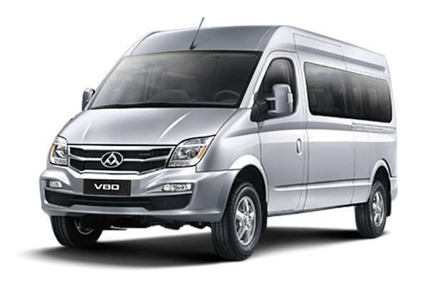 上汽大通MAXUS V80 2017款 2.5T 手动 商旅版 长轴中顶 国四