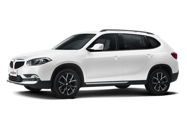 中华V5 2014款 1.5T 自动 四驱 豪华型