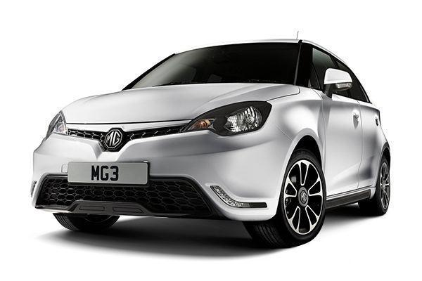 MG 3 2014款 1.5L 自动 精英版