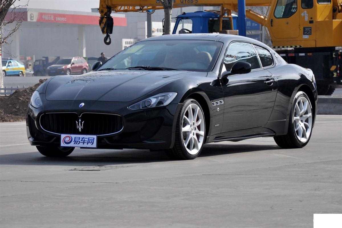 玛莎拉蒂GT 2013款 4.7L Sport Automatic