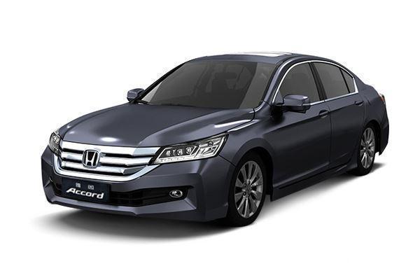 雅阁 2016款 2.4L CVT 舒适版