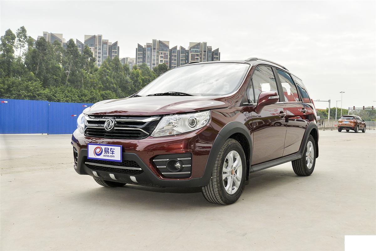 景逸XV 2016款 全新XV 1.6L CVT 舒适型