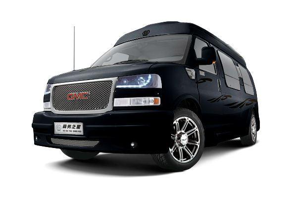GMC(进口) 2013款 1500 全时四驱 总裁级