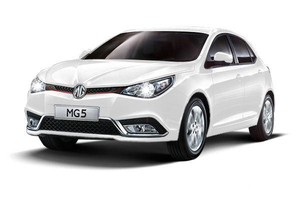 MG 5 2015款 1.5T 自动 豪华型