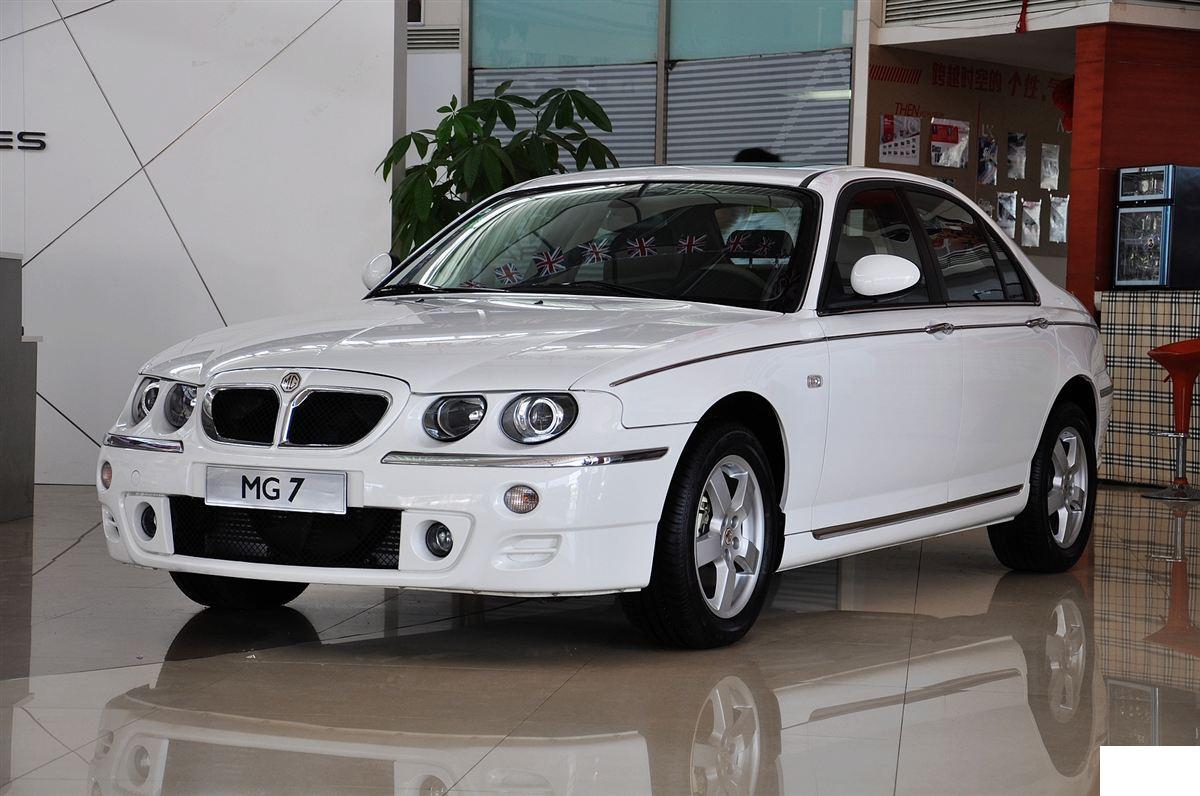 MG 7 2010款 L 2.5 旗舰版